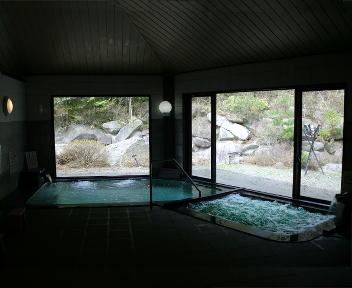 夏虫温泉 夏虫のお湯っこ 浴室