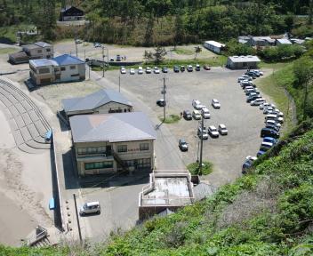 角田山 灯台コース ②