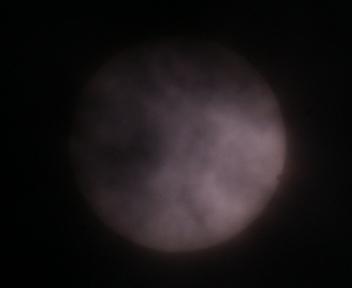 金星の太陽面通過 20120606133721
