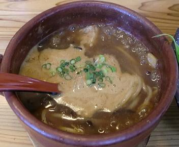 つるり新潟小千谷流 醤油つけ麺 つけ汁