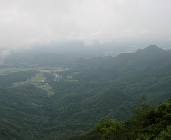 粟ヶ岳 下田小俣登山道 ⑮