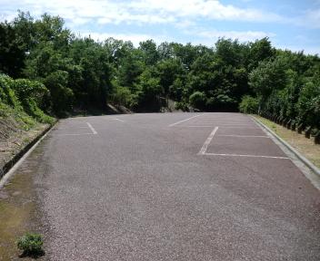 宝珠山 赤松山コース 駐車場