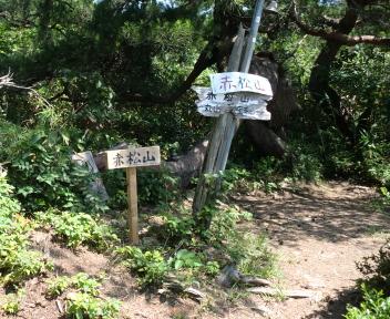 宝珠山 赤松山コース 赤松山①