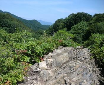 宝珠山 赤松山コース 丸山小富士①