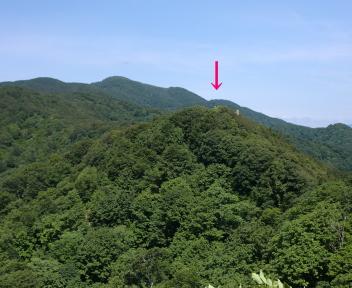 宝珠山 赤松山コース 丸山小富士③