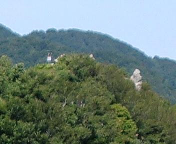 宝珠山 赤松山コース 丸山小富士④