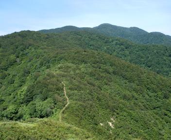 宝珠山 赤松山コース 山頂①