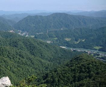 宝珠山 赤松山コース 山頂②