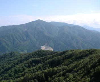 宝珠山 赤松山コース 山頂③