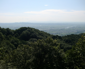 宝珠山 赤松山コース 山頂④