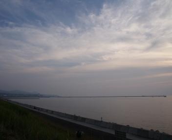 ぎおん柏崎まつり 海の大花火大会 位置確認①