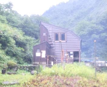 湯の平温泉 湯の平山荘