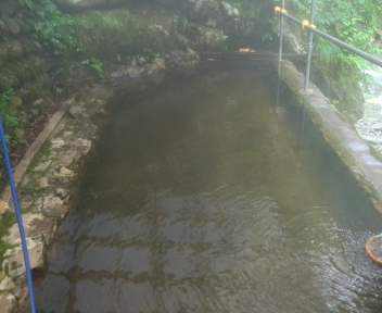 湯の平温泉 女湯