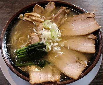 ダルマ食堂 チャーシューメン(こってり)
