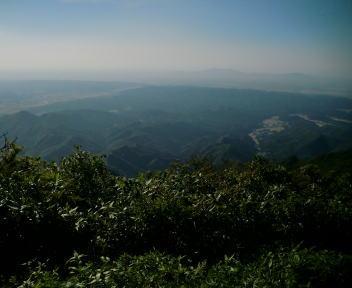 粟ヶ岳 山頂 ⑤