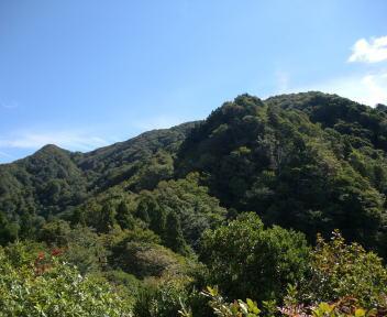 菱ヶ岳 登山口~菱ヶ岳⑧