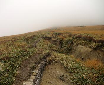 以東岳 大鳥池~山頂⑫