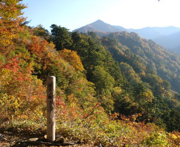 大石山 姫子の峰