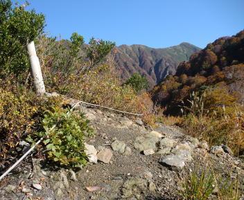大石山 ヒドノ峰