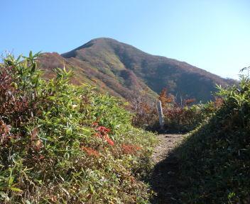 大石山 イチジ峰