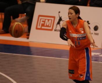 バスケットボール②