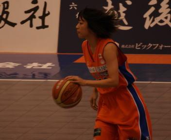 バスケットボール④