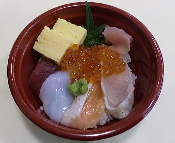 絶品!すし&丼まつり 海鮮丼