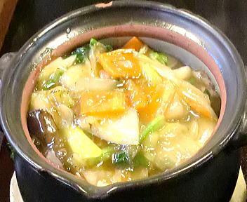 土鍋屋 土鍋ごはん/鶏醤油(みそ汁付き)