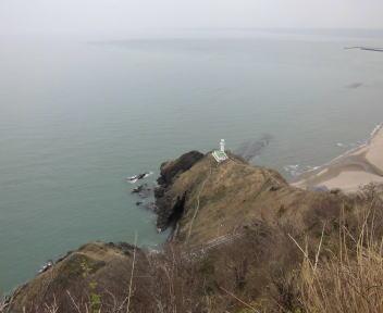 角田山 灯台コース⑫
