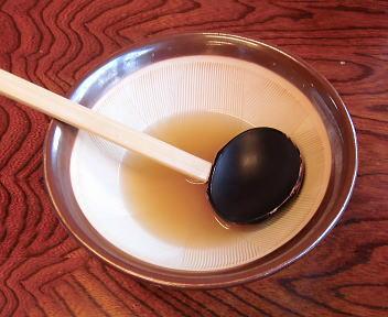 こまどり 味噌ラーメン 薄めスープ