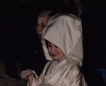 狐の嫁入り 結婚式・披露宴 入場⑥