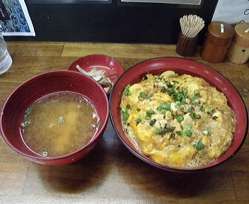 from Dawn 特選越の鶏親子丼