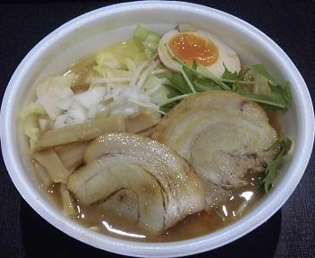 新潟うまさぎっしり博2013 東横×飛雄馬のこくうまみそラーメン