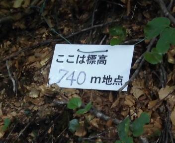五頭山縦走21