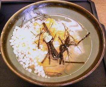 味の横綱 冷やし茶漬け麺(茶漬け)