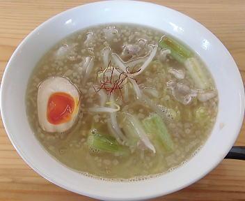 BISTMO 焼きネギ豚麺