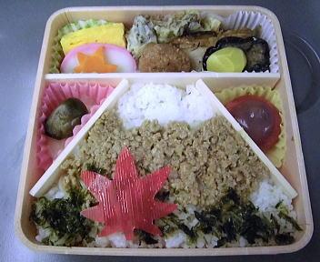 富士山鶏めし弁当