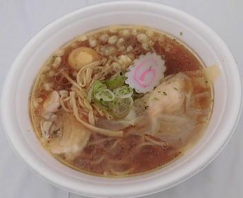 新潟ラーメン王国全国麺祭り 新旬屋 麺