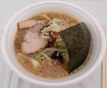 新潟ラーメン王国全国麺祭り 丸め×潤
