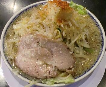 万人家中山店 G麺