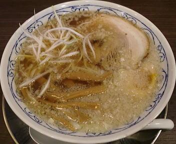 麺五郎竹尾店 にぼしらーめん
