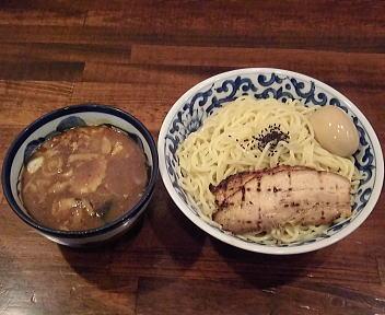 ぶしや 特製つけ麺