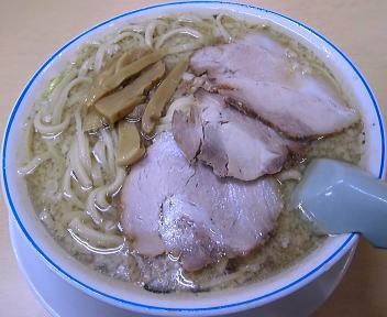 安福亭 老麺