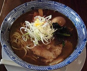 ちょび吉 ド煮干醤油らー麺