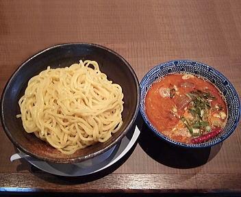 ら麺のりダー 辛つけ麺(2号)