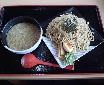 醤丸柏崎店 豚つけ麺(大盛)