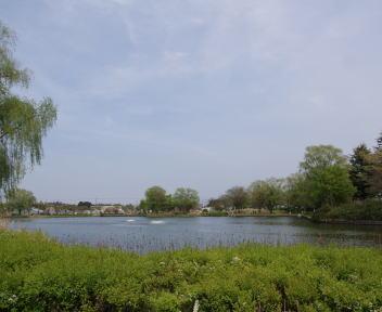 北山池公園①
