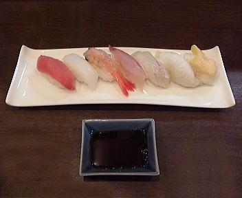 市玄 日替り握り寿司