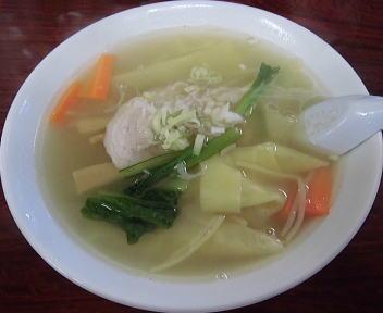 丸美 五目ワンタン麺