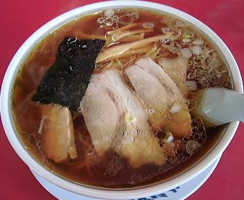 みつわ食堂 ラーメン(中)